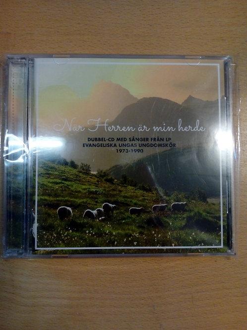 När Herren är min Herde, dubbel-CD