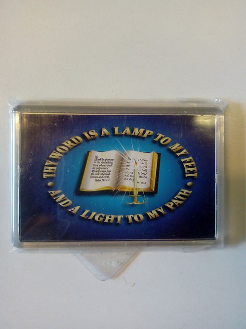 Thy Word - Magnet