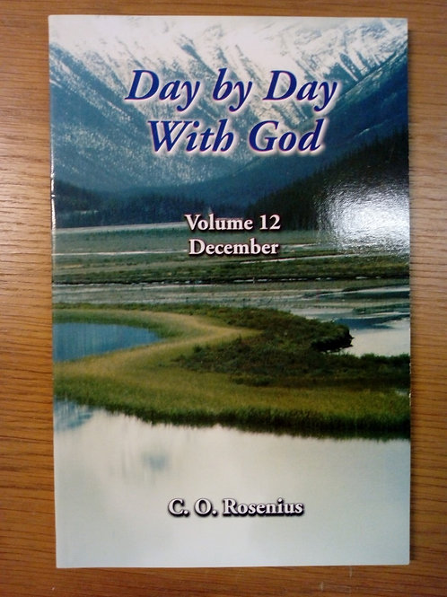 Day by Day with God, 12 - C.O Rosenius