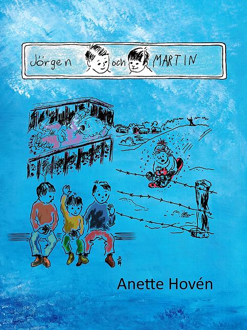 Jörgen och Martin - Anette Hovén