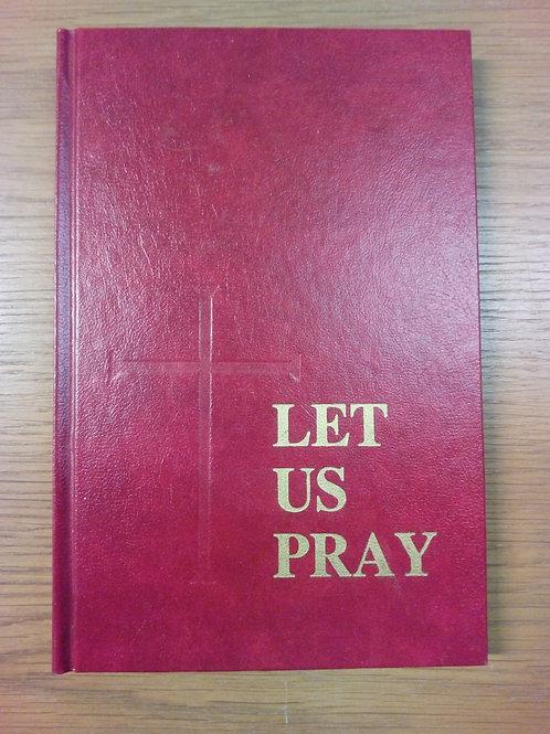 Let us pray - Josef Imberg