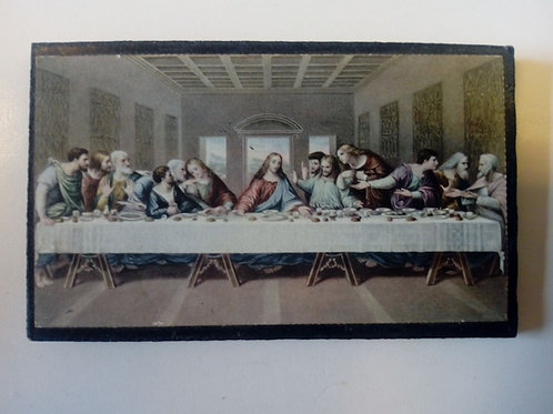 Jesus och lärjungarna, nattvarden (tavla)