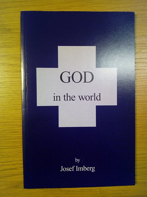 God in the World - Josef Imberg