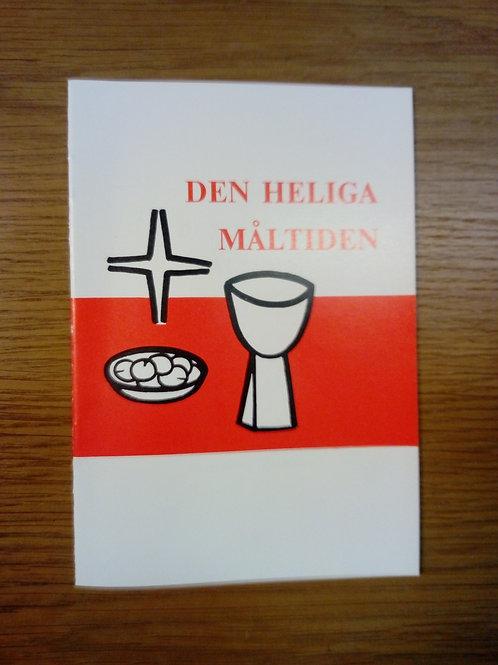 Den Heliga måltiden - Josef Imberg