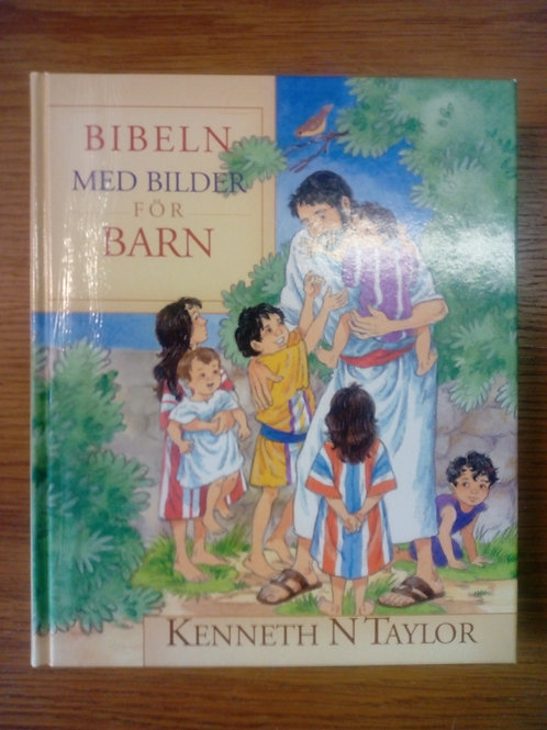 Bibeln med bilder för barn, Kenneth Taylor
