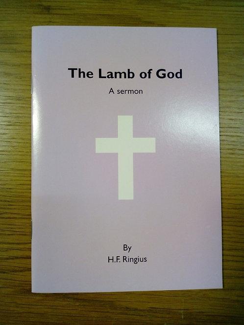 Ringius, The Lamb of God