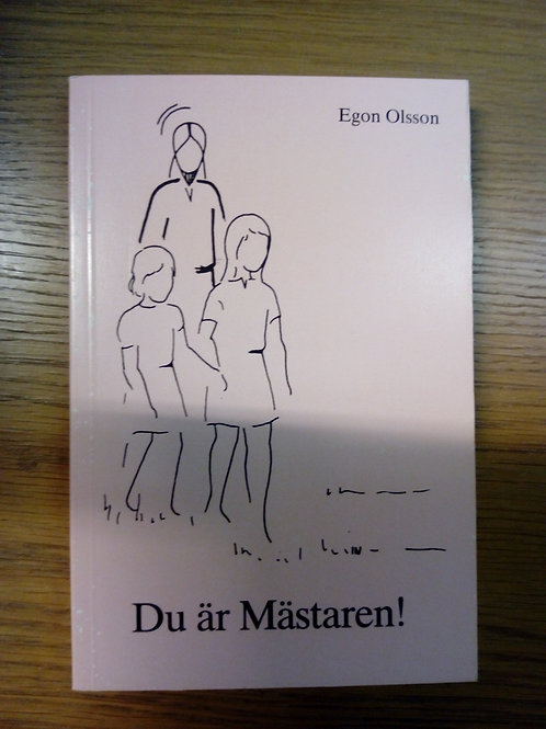 Du är Mästaren - Olsson Egon