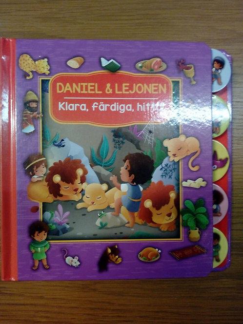 Daniel & Lejonen - Barnbok