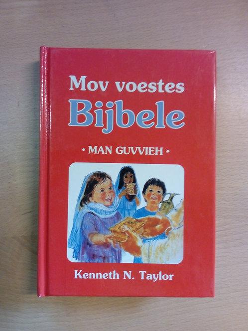 Sydsamiska, Mov voestes Bijbele (Barnbibel)
