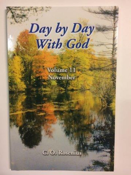 Day by Day with God - Volume 11 November
