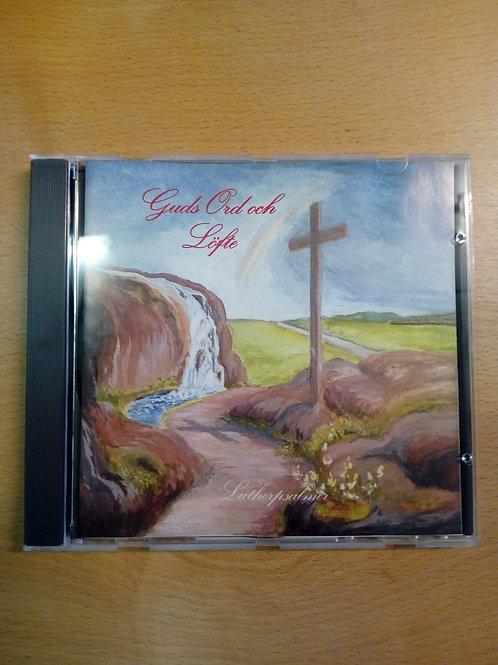 Guds ord och löfte CD