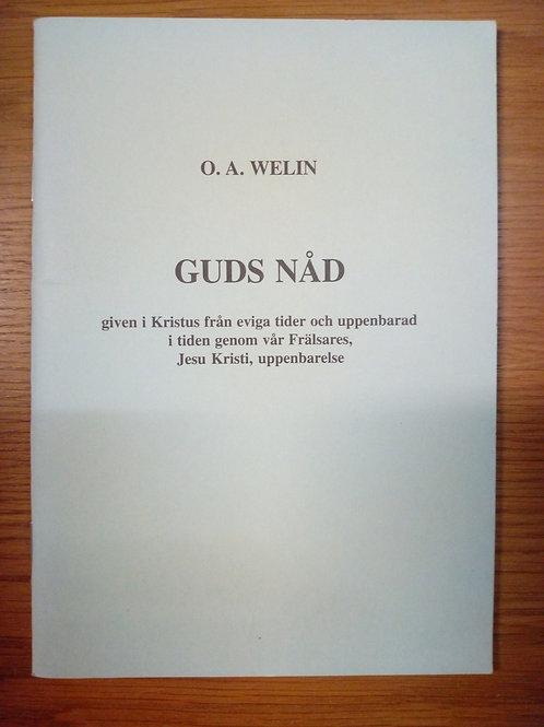 Guds nåd - O.A Welin