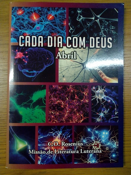 Dagbetraktelsen April - C.O. Rosenius (Portugisiska)