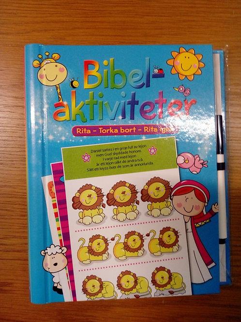 Bibelaktiviteter, från 4 år