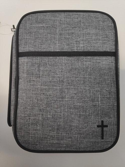 Bibelfodral, Grå, L