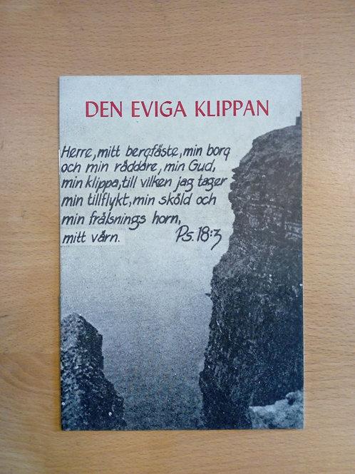 Andersson, Signar, Den eviga klippan
