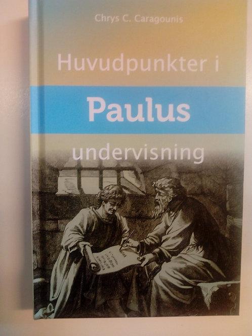 Caragouni - Huvudpunkter i Paulus undervisning