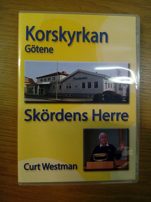 Skördens Herre - Curt Westman (CD)