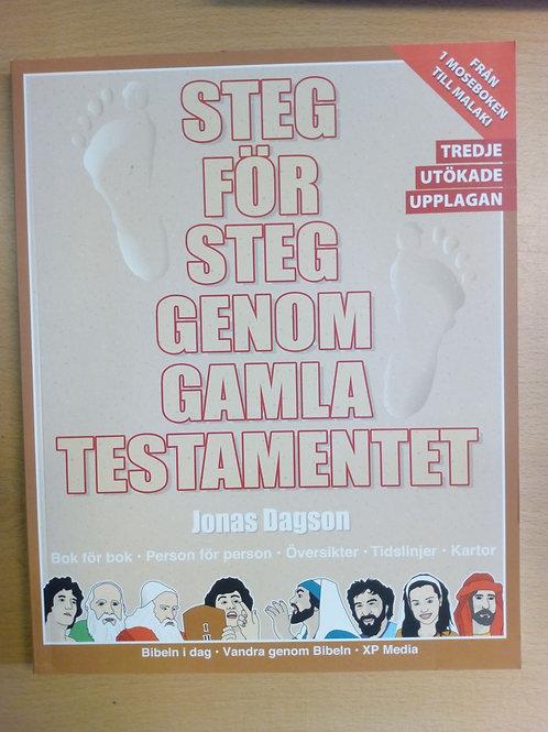 Dagson Jonas, Steg för steg genom Gamla testamentet