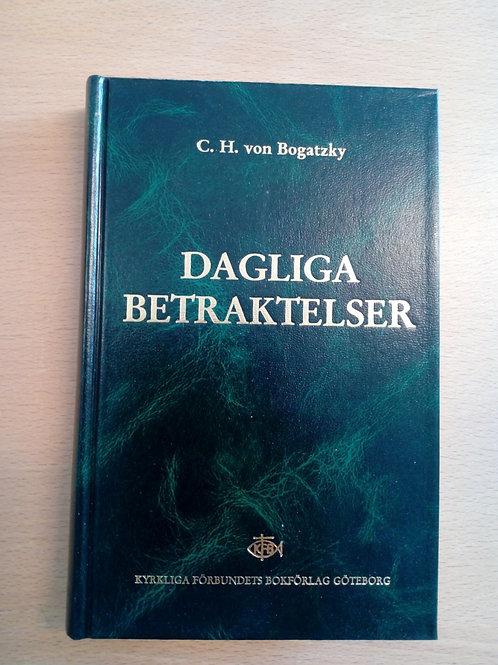 Bogatzky, Dagliga betraktelser