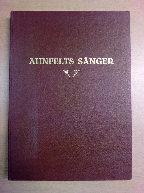 Ahnfelts sånger