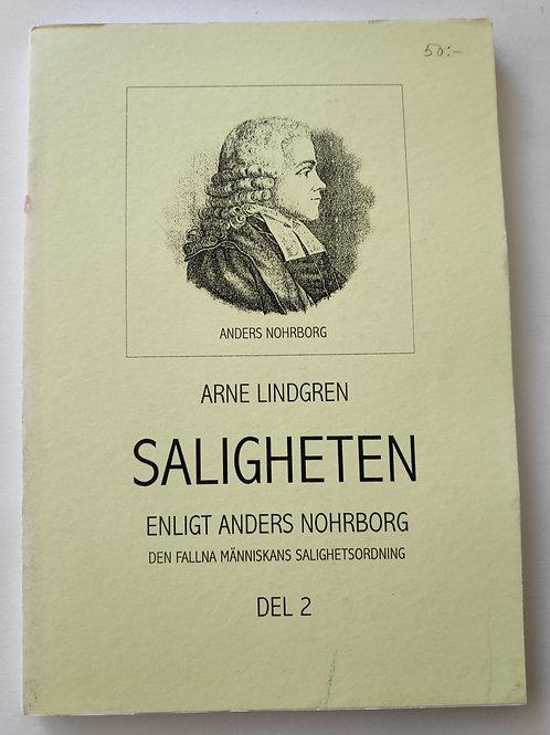 Saligheten enligt Anders nohrborg - Arne lindgren Del 2
