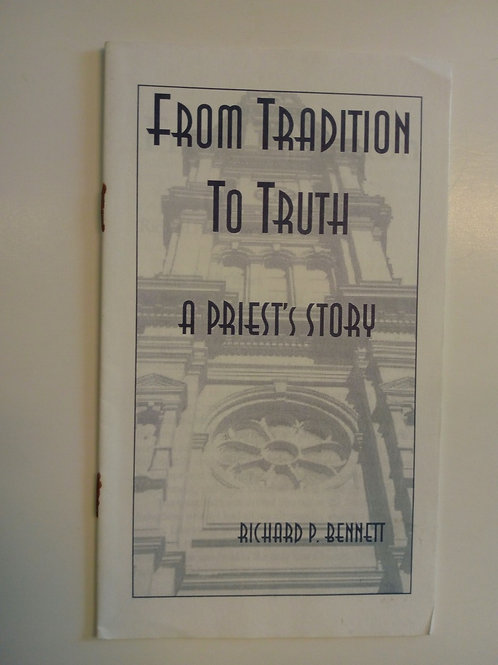 From Tradition to truth