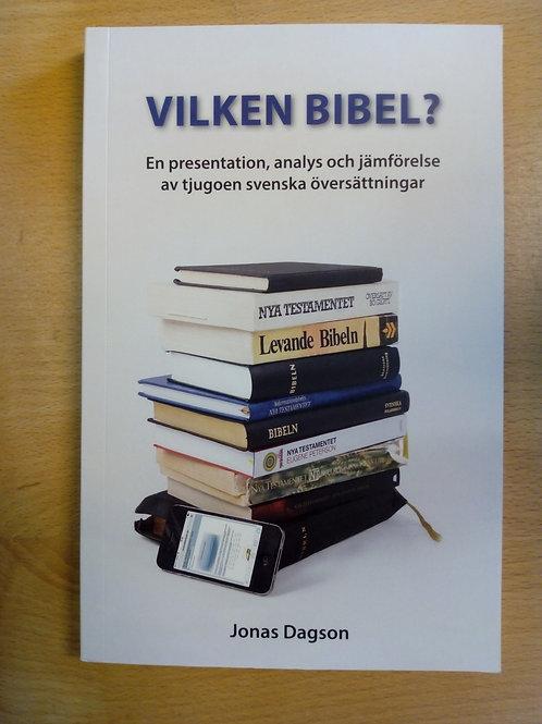 Dagson Jonas, Vilken Bibel?