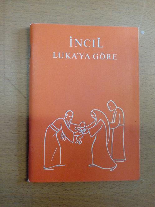Bibel på Turkiska (Lukasevangeliet)