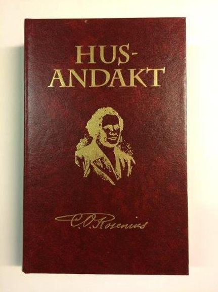 C.O Rosenius - Husandakt (röd) 1993