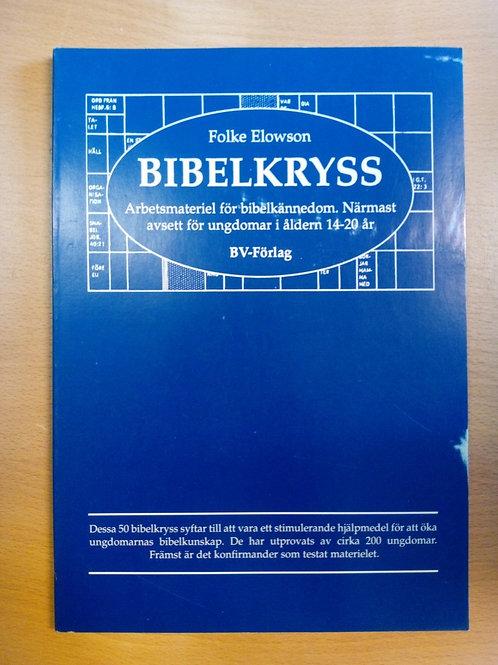 Elowsson, F, Bibelkryss