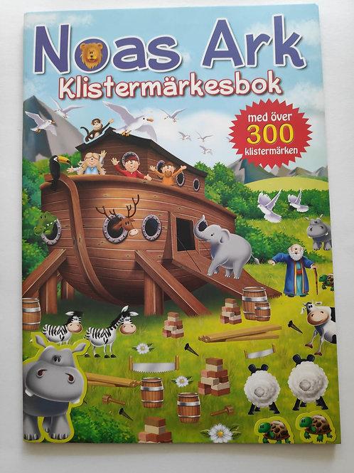 Noas Ark Klistermärkesbok