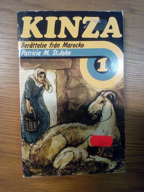 Kinza 1, Berättelse från Marocko - St John Patricia