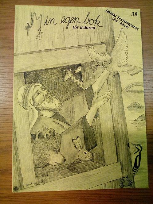 Min egen bok 38, för ledaren, Djur i Bibeln