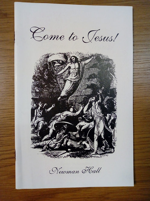 Come to Jesus, Newman Hall