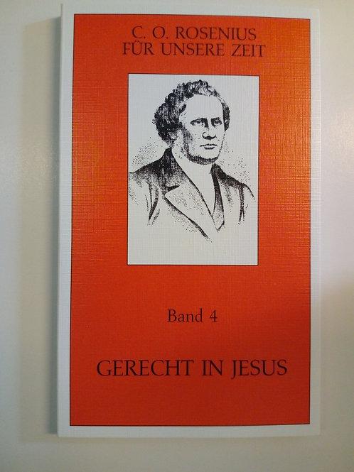C.O Rosenius - Gerecht in Jesus