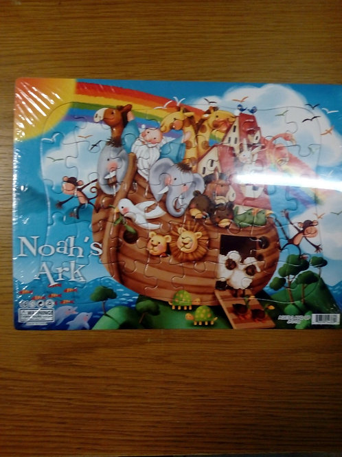 Noas ark - Pussel