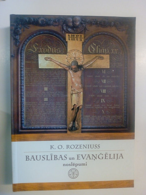 Rosenius samlade verk del 3 (lettiska)