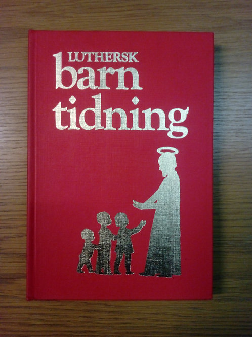 Luthersk barntidning 1973
