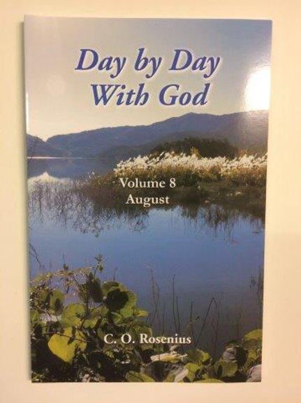 Day by Day with God - Volume 8 August
