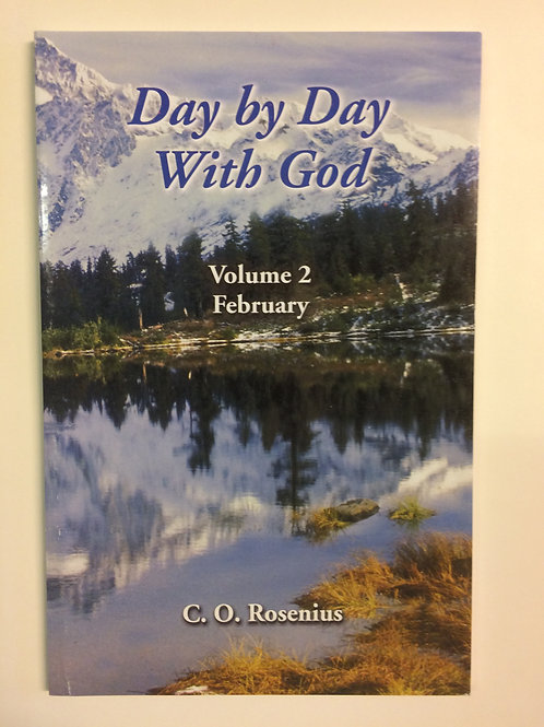 Day by Day with God - Volume 2 February