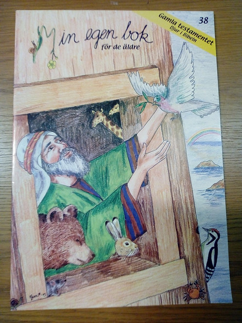 Min egen bok (djur i bibeln, GT)