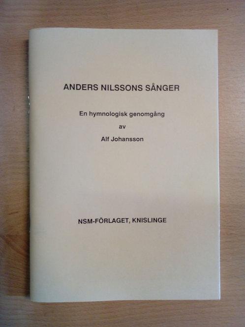 Anders Nilssons sånger