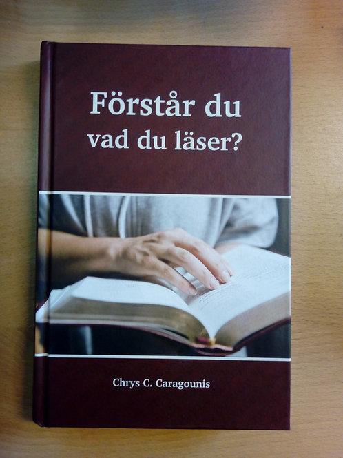 Caragounis, Förstår du vad du läser?