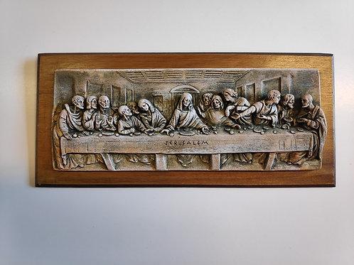 Jesus och lärjungarna, nattvarden