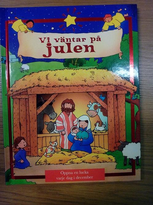 Vi väntar på julen (barnbok) Browne,