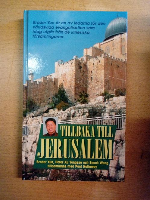 Tillbaka till Jerusalem- Hattaway P