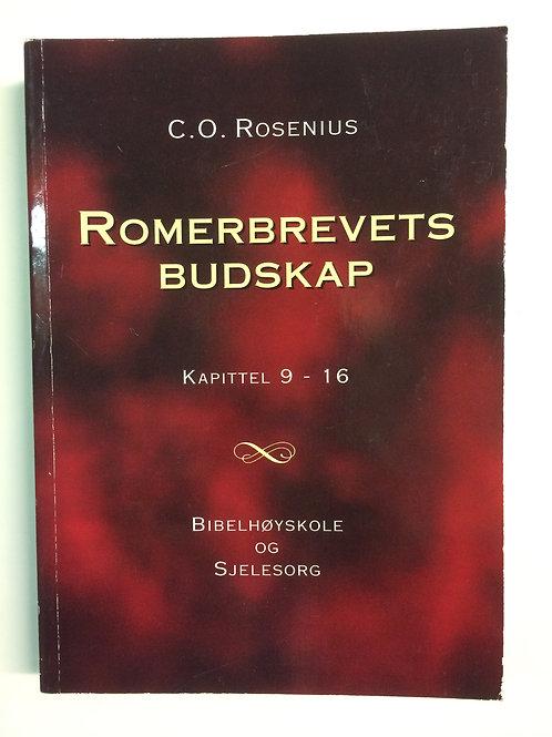 Romerbrevets Budskap kapitel 9 - 16