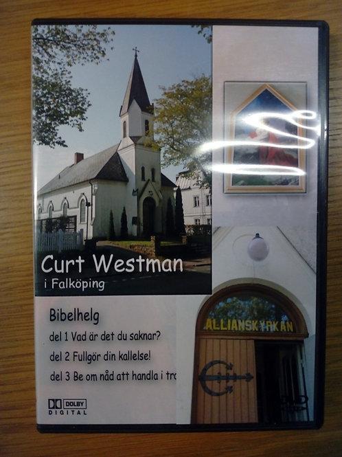 Curt westman i falköping - CD