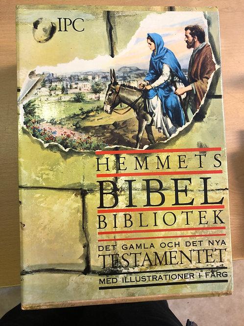 Hemmets bibelbibliotek, 6 böcker